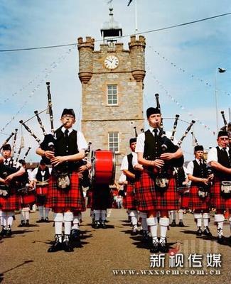 Scotland skirt - kilt