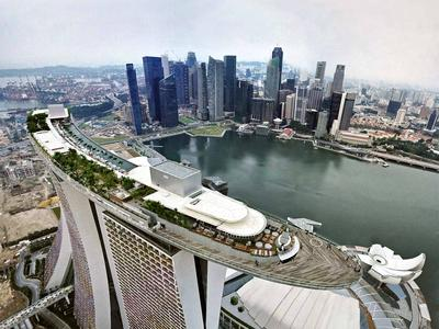 Marina Bay Sands Singapore Hotel