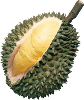 Yummy, but stinky: durian