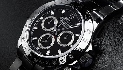 One of the most famous watch brands in Switzerland, Rolex