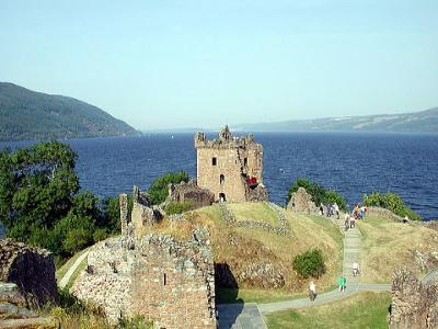 A picture of Loch Ness
