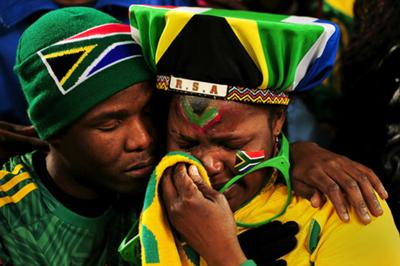 South African soccer team