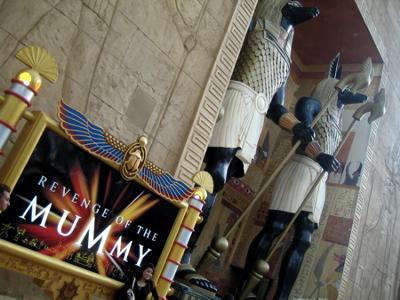 Revenge of the Mummy
